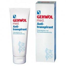 Крем для ног Med Anti-Transpirant (125 мл) от Gehwol 6025 фото
