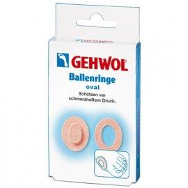 Накладки кольцо овальные Ballenringe Oval (6 (шт.)) от Gehwol 6110 фото