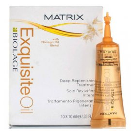 Сыворотка для волос Exquisite Oil Deep Replenishing Treatment (10*10) от Biolage 6245 фото