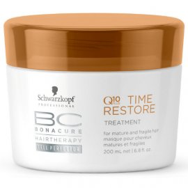 Маска для волос BC Time Restore Q10+ Treatment (200 мл) от Schwarzkopf 6366 фото
