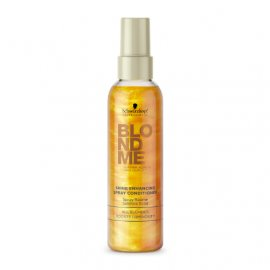 Спрей для волос BlondMe Shine Enhancing Spray Conditioner (150 мл) от Schwarzkopf 6402 фото