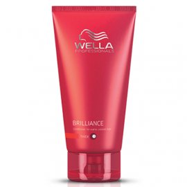 Бальзам для волос Brilliance Conditioner For Coarse Colored Hair от Wella Professional 6424 фото
