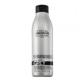Шампунь для волос Homme Grey Shampoo (250 мл) от L'Oreal 6800 фото
