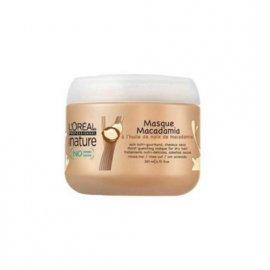 Маска для волос Nature Riche Macadamia Masque (200 мл) от L'Oreal 6990 фото