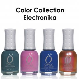 Лак для ногтей Color Collection Electronika от Orly 7097 фото