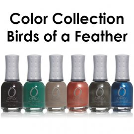 Лак для ногтей Color Collection Birds of a Feather от Orly 7098 фото