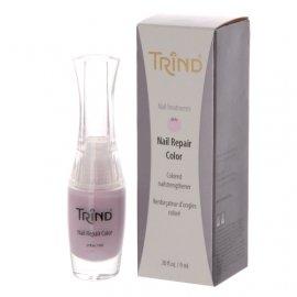 Лак для ногтей Nail Repair Color Lilac (9 мл) от Trind 7105 фото