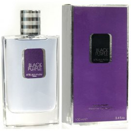 Black Purple 7408 фото