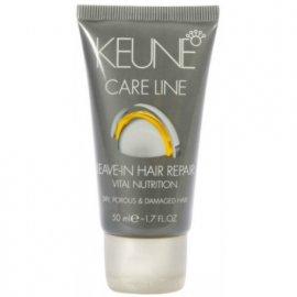 Кондиционер для волос Care Line Vital Nutrition Leave-In Repair Conditioner (50 мл) от Keune 7534 фото