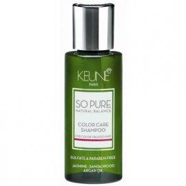 Шампунь для волос So Pure Natural Balance Cooling Shampoo (50 мл) от Keune 7556 фото