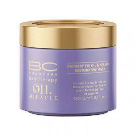 Маска для волос BC Oil Miracle Barbary Fig Oil Restorative Mask от Schwarzkopf 8188 фото