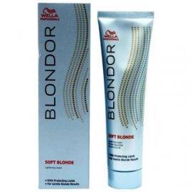 Осветляющий крем Blondor Soft Blonde (200 (гр.)) от Wella Professional 8368 фото