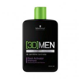 3D Men Hairgrowth Shampoo  8276 фото