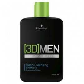 3D Men Deep Cleansing Shampoo 8280 фото