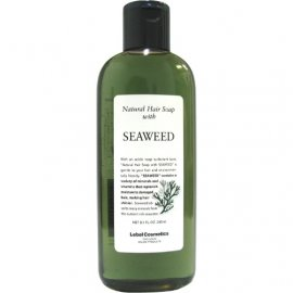 Natural Hair Soap with Seaweed 8655 фото