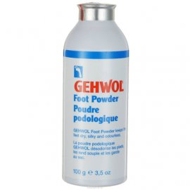 Пудра для ног Med Foot Powder (100 (гр.)) от Gehwol 6153 фото