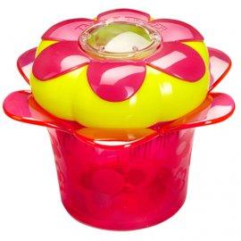 Расческа для волос Magic Flowerpot Princess Pink ((80×80×44мм.)) от Tangle Teezer 9632 фото