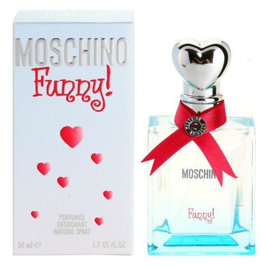 Moschino Funny 50 мл (жен)