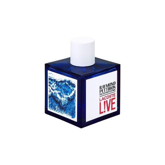 Live Live 100 Raymond Pettibon Collector's Edition мл тестер (муж)