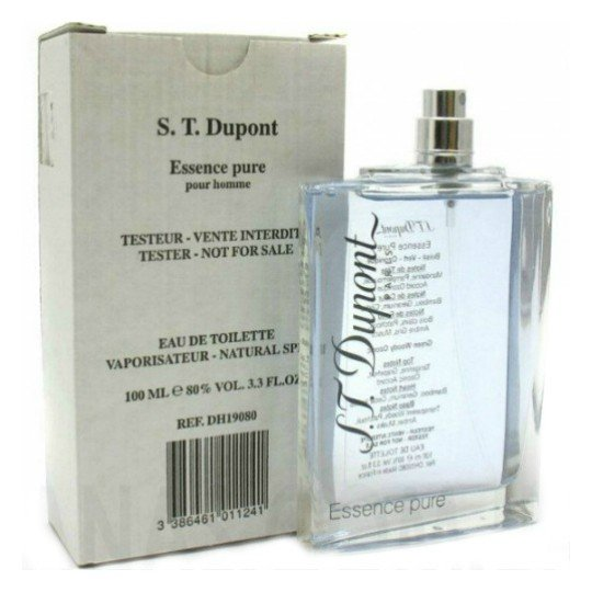 S.T. Dupont Essence Pure Pour Homme 100 мл тестер (муж)