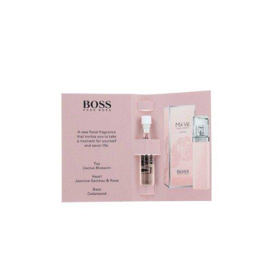 Boss Ma Vie Pour Femme Florale Boss Ma Vie Pour Femme Florale 1.5 мл (жен)
