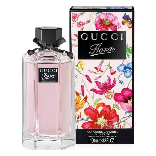 Flora by Gucci Gorgeous Gardenia Flora by Gucci Gorgeous Gardenia 100 мл (жен)