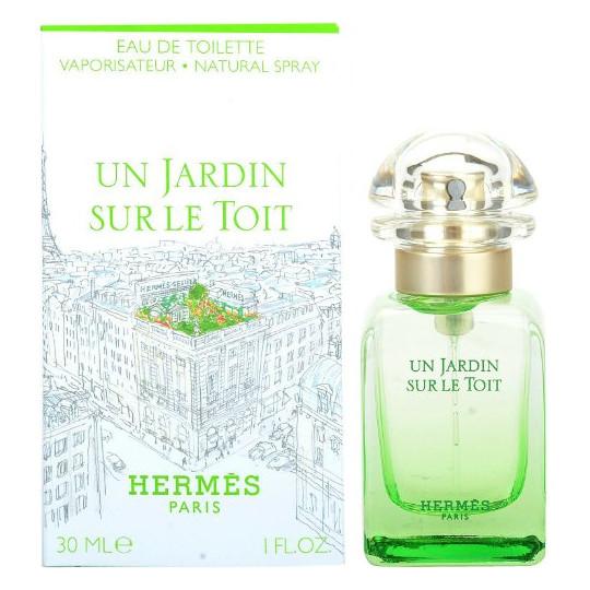 Hermes Un Jardin Sur Le Toit 30 мл (жен)