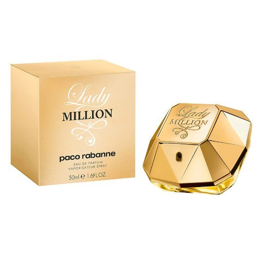 Lady Million Lady Million 50 мл (жен)