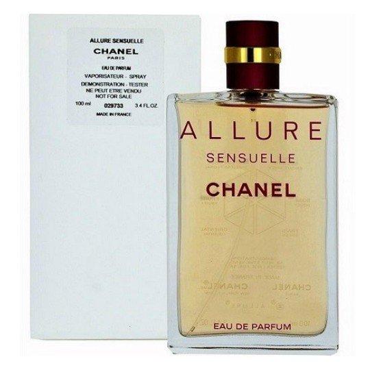 Парфюмерная вода Allure Sensuelle 100 мл тестер (жен) Chanel