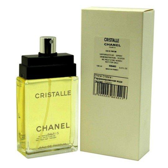 Cristalle Cristalle 100 мл тестер (жен)