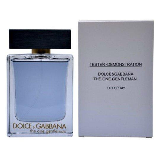 The One GentlemanDolce And Gabbana<br>Год выпуска: 2010 Производство: Великобритания Семейство: восточные Верхние ноты:  масло перца Средние ноты:  кардамон, Лаванда, укроп Базовые ноты:  пачули, Ваниль The One Gentleman от Dolce And Gabbana. Dolce &amp; Gabbana The One Gentleman - аромат отличается элегантностью и простотой, сдержанностью и эмоциональностью. Она подчеркивает ценности, важные для современного мужчины, такие, как забота о себе и других людях, забота о детях и своей семье.<br><br>Линейка: The One Gentleman<br>Объем мл: 100<br>Пол: Мужской<br>Аромат: восточные<br>Ноты: масло перца,  кардамон, Лаванда, укроп,  пачули, Ваниль<br>Тип: туалетная вода-тестер<br>Тестер: да