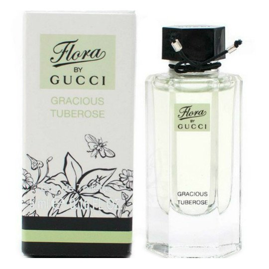 Flora by Gucci Gracious Tuberose Flora by Gucci Gracious Tuberose 5 мл (жен)