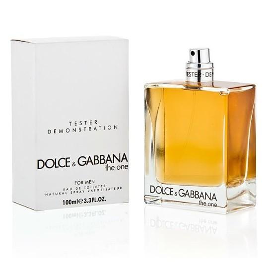 Dolce And Gabbana The One For Men 100 мл тестер (муж)