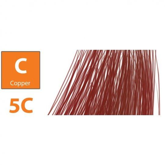Ionic Color C Медная серияCHI<br>Производство: США Краска, придающая волосам медный оттенок. Эта стойкая ионная краска позволяет на 100% закрашивать седину, осветлять волосы до 8 уровней, не травмируя и не разрушая их, а также восстанавливать в процессе окрашивания структуру волос. При этом, по стойкости краситель не уступает традиционным аммиачным препаратам. Рекомендуется беременным женщинам и кормящим матерям! Действие. Крем-краска окрашивает волосы в натуральный цвет. Созданная на основе шелка, она обеспечивает стойкость цвета, полное восстановление структуры волоса, придает волосам упругость и шелковый блеск, хорошо уплотняет волосы. Краска гиппоалергенная, используется как в профессиональных, так и в домашних условиях, т.к. ее широкая цветовая палитра, отсутсвие аммиака и других повреждающих компонентов обеспечивает легкость и безопасность смены цвета. Подходит для всех типов волос, в том числе и седых, рекомендуется беременным женщинам и кормящим матерям. Результат. Крем-краска осуществляет стойкое окрашивание волос, в том числе и седых. Волосы приобретают невероятно сочный цвет и натуральное сияние. Инструкция по применению Оксид для окрашивания<br><br>Линейка: Ionic Color C Медная серия<br>Объем мл: 5С (Медно-коричневый), 85 (гр)<br>Пол: Женский