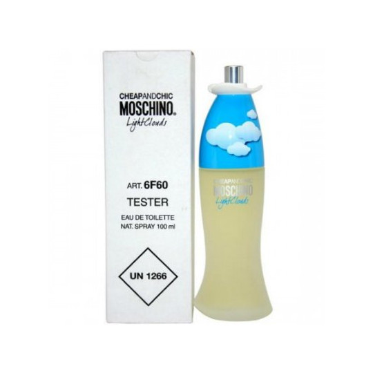 Moschino Cheap and Chic Light Clouds 100 мл тестер (жен)