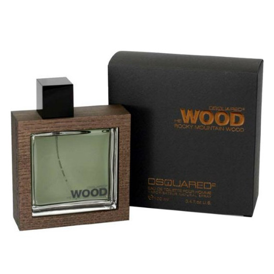 Dsquared2 He Wood Rocky Mountain Wood 100 мл (муж)