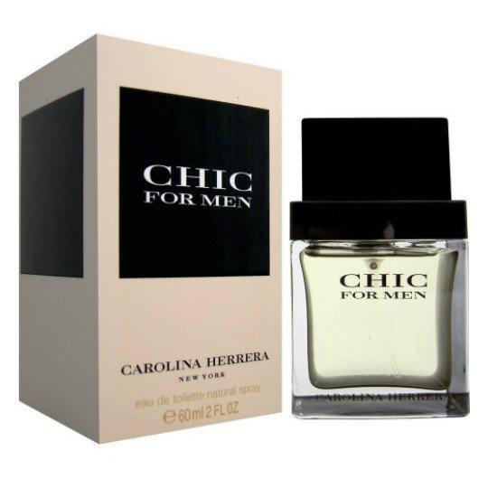 Carolina Herrera Chic For Men 60 мл (муж)