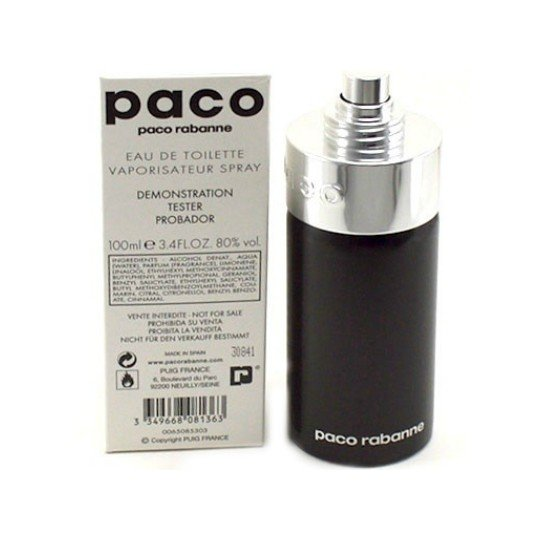 Paco Paco 100 мл тестер (муж)