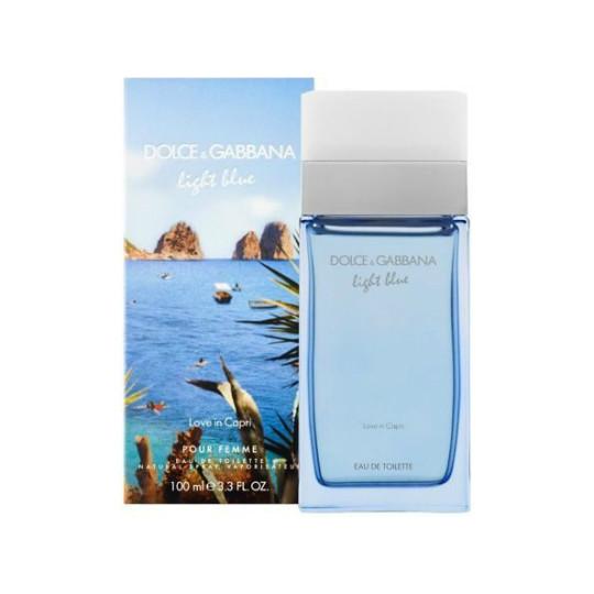 Light Blue Love in Capri 100 мл (жен)