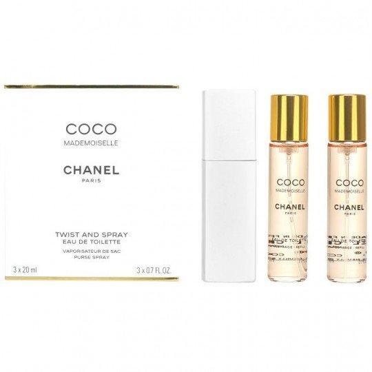 Chanel Coco Mademoiselle 3*20 мл (жен)