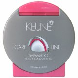 Care Line Keratin Smoothing Shampoo  фото