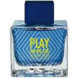 Туалетная вода Play In Blue Seduction For Men 9416: фото