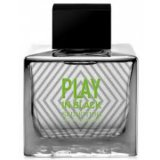 Play In Black Seduction for Men  фото
