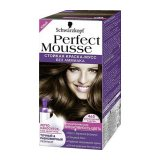 SCHWARZKOPF perfect moussе тон 465 шоколадный каштан 11566 фото