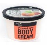 """Крем для тела """"Розовый личи"""" Organic shop 13753: фото"""