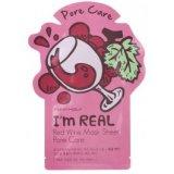 I'm Real Red Wine Mask Sheet Tony Moly 13826 фото