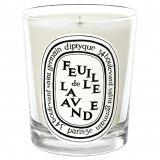 Feuille De Lavande Candle  фото