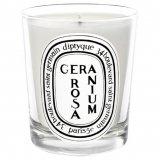 Geranium Rosa Candle  фото