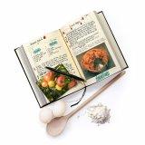 Семейная кулинарная книга my family чёрная 21709 фото