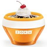 Мороженица ice cream maker оранжевая 21727 фото
